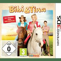 Bibi & Tina - Das Original-Spiel zum Kino-Film [Nintendo 3DS]