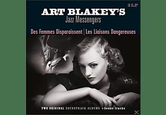 Art Blakey's Jazz Mesengers - Des Femmes Dispraissent/Les Liaso  - (Vinyl)