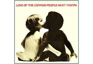 Nicky Thomas - Love Of The Common People - (CD)