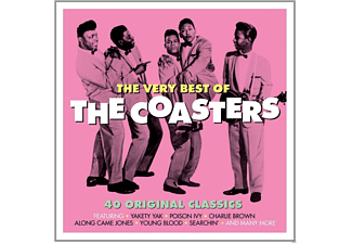 The Coasters - The Very Best Of  - (CD)