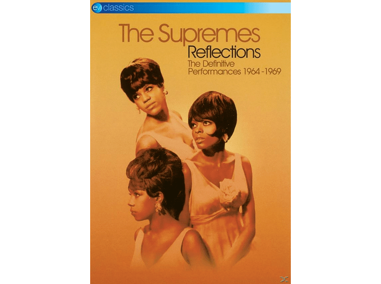 The Supremes - Reflections-The Definitive Performances 1964-1969 [DVD]