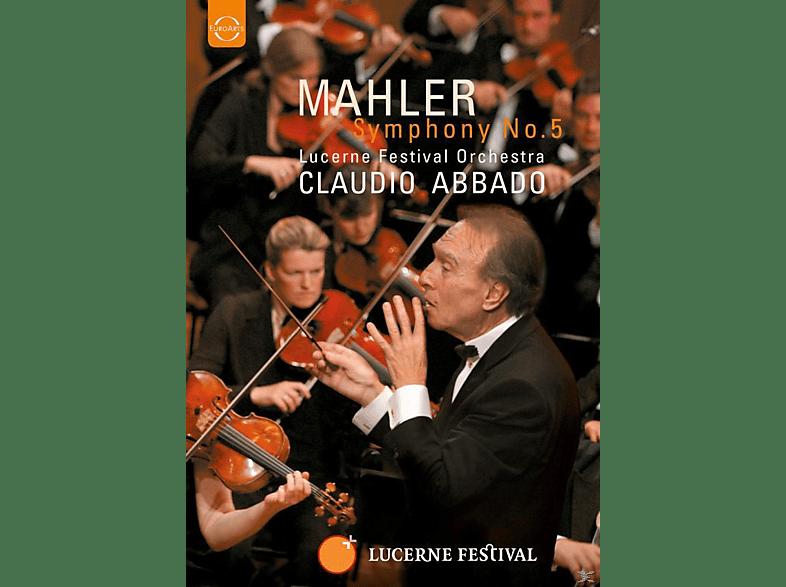 Luzern Festival Orchestra - Gustav Mahler - Sinfonie 5 [DVD]
