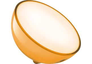 PHILIPS Hue Dekoleuchte Go, weiß, LED dimmbar, tragbares, kabelloses Licht