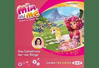 - Mia and me – Teil 17: Das Geheimnis der Ringe  - (CD)