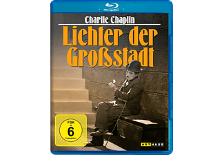 LICHTER DER GROSSSTADT [Blu-ray]