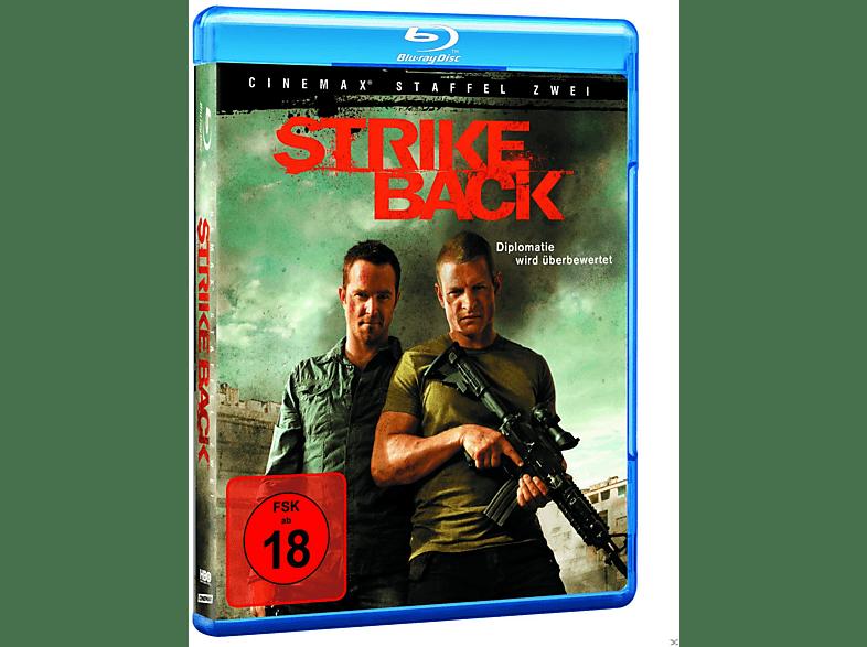 Strike Back - Staffel 2 [Blu-ray]