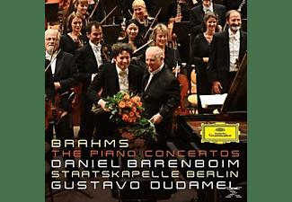 Daniel Barenboim - The Piano Concertos  - (CD)