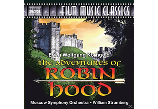 Stromberg - The Adventures Of Robin Hood  - (CD)