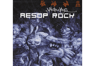 Aesop Rock - Labor Days  - (CD)
