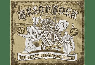 Aesop Rock - Fast Cars Danger Fire & Knives  - (CD)