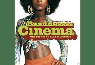 VARIOUS - Baadassss Cinema - The Sounds Of Blaxploitation  - (CD)