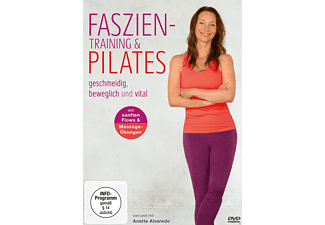 Faszien-Training & Pilates  DVD
