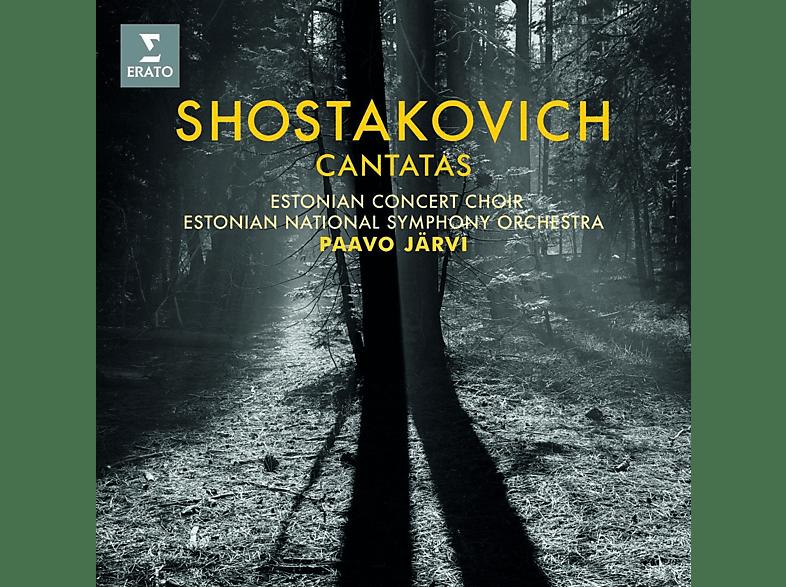 Estonian National Symphony Orchestra, Estonian Consert Choir - Kantaten [CD]