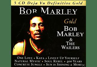 Bob Marley, The Wailers - Definitive Gold  - (CD)
