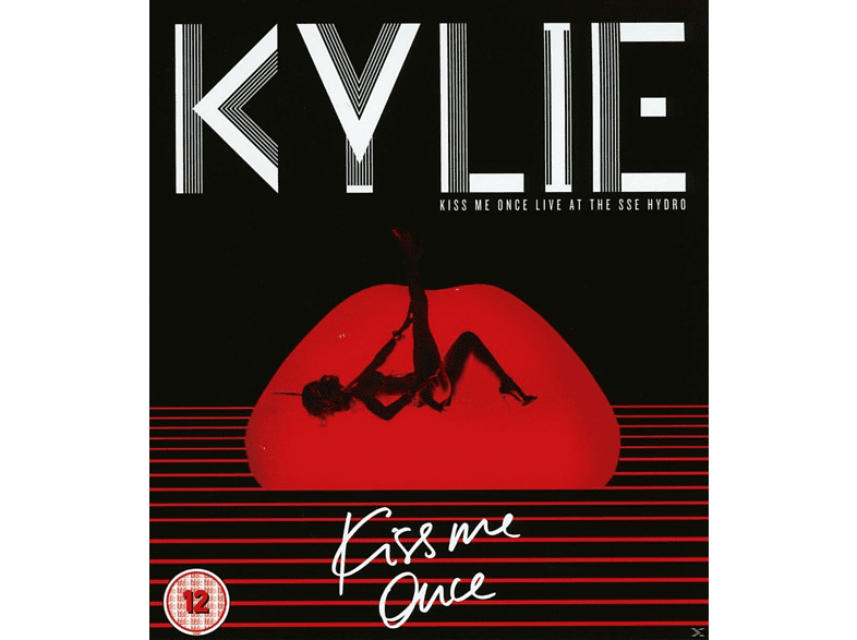 Kylie Minogue - Kiss Me Once-Live At The Sse Hydro [CD + Blu-ray Disc]