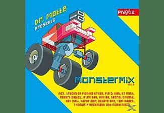 VARIOUS - Dr. Motte Monster Mix Vol. 2  - (Vinyl)