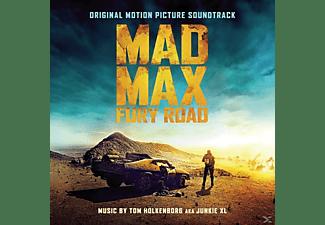 Junkie Xl - Mad Max: Fury Road/OST  - (CD)