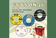 VARIOUS - Guys On 45 1961-1965 [CD]
