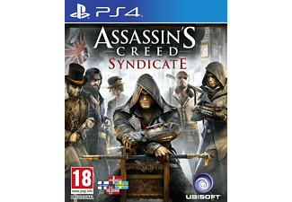 Assassin's Creed: Syndicate PlayStation 4