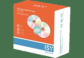 ISY ICD-1100 CD-R 10er Slimcase CD-R