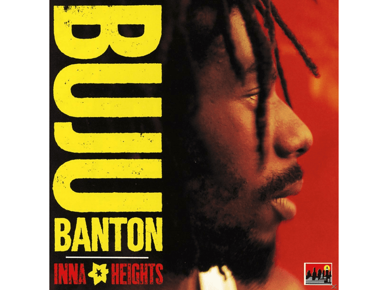 Buju Banton - Inna Heights [CD]