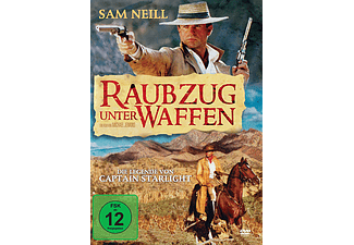 Raubzug unter Waffen DVD