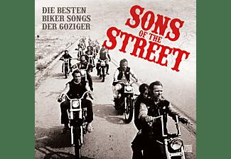 VARIOUS - Sons of the street - Die besten Bikersongs der 60er Jahre  - (CD)