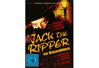 Jack the ripper - Der Mädchenmörder (Cinema Classics Collection) - (DVD)