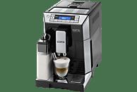 DELONGHI Eletta ECAM 45.766 Kaffeevollautomat Schwarz/Silber