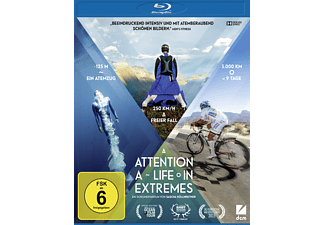 Attention: A Life in Extremes - (Blu-ray)