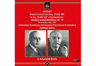 Columbia S - Robert Casadesus - (CD)
