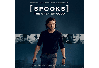 Ost-original Soundtrack Tv - Spooks-The Greater Good/Spooks-Im Visier Des Mi5 - (CD)