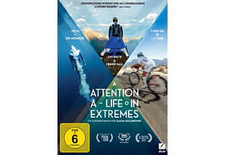 Attention: A Life in Extremes DVD