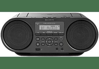 Radio CD - Sony ZSRS60BT Boombox con CD y Bluetooth, AM/FM