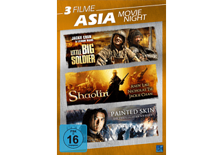 Asia Movie Night DVD