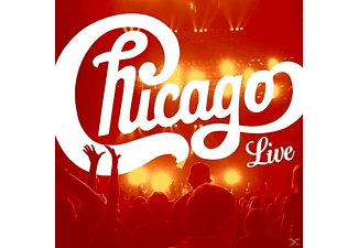 Chicago - Live - (CD)