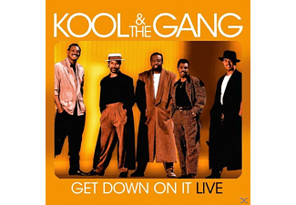Kool & The Gang - Live - (CD)