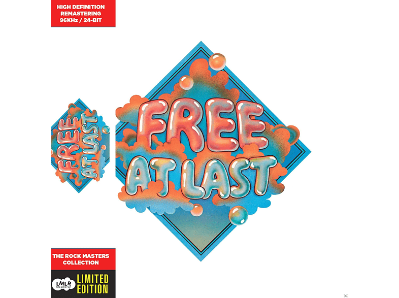 Free, Paul Rodgers - Free At Last [CD]