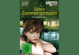 Sieben Sommersprossen DVD