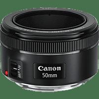 CANON EF 50 mm f/1.8 EF, STM (Objektiv für Canon EF-Mount, Schwarz)