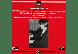 Piano Samson Francois - Samson Francois,Klavier  - (CD)