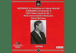 Gyorgy Cziffra Piano - Cziffra und Derveaux  - (CD)