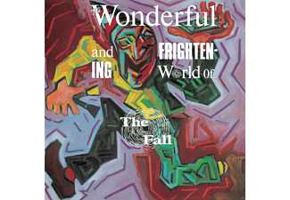 The Fall - The Wonderful And Frightening World Of The Fall [Vinyl Lp]  - (Vinyl)
