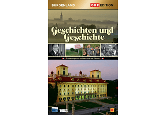 Edition Burgenland - Geschichten und Geschichte DVD