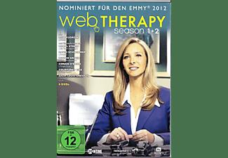 Web Therapy - Staffel 1+2 DVD