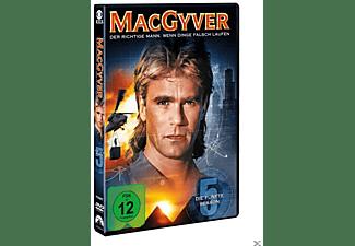MacGyver - Staffel 5 DVD
