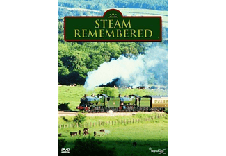 Steam Remembered - (DVD)