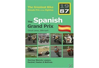 Great Bike Gp Of The 80's - Spain 1 - (DVD)