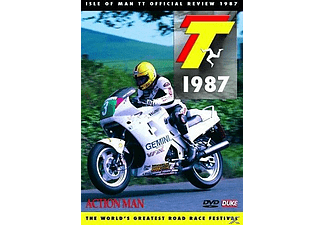 Tt 1987 Review - Action Man - (DVD)