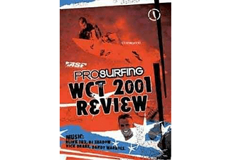 Prosurfing Wct 2001 Review - (DVD)